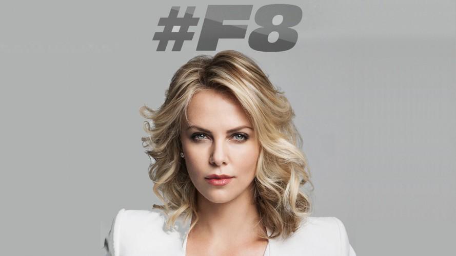 Charlize Theron kötü karakter olarak Fast&Furious 8 ekibine katıldı