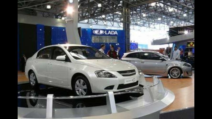 Lada produzirá Project C em 2009