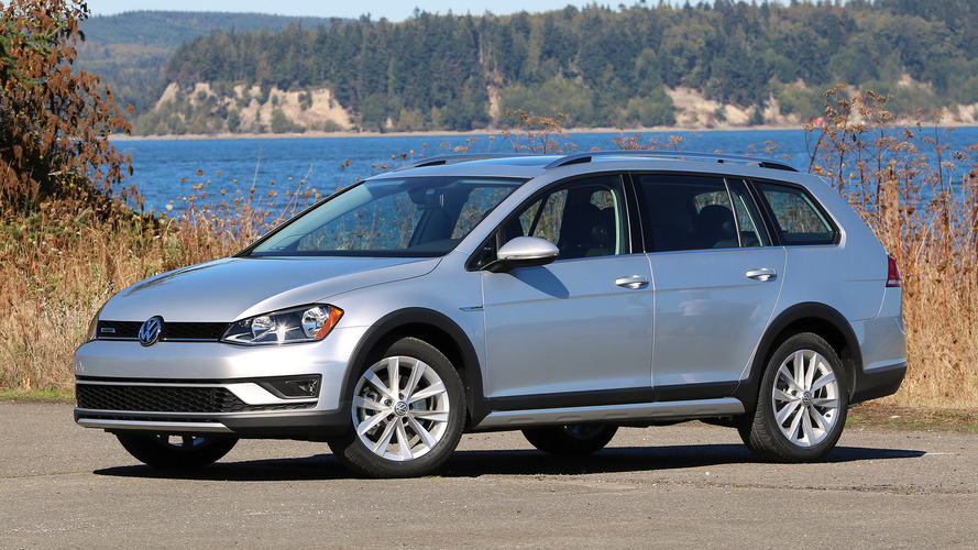 First Drive: 2017 Volkswagen Golf Alltrack