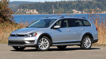 2017 Volkswagen Golf Alltrack: First Drive