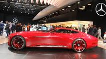 Mercedes-Maybach Vision 6 Konsept Paris Otomobil Fuarı