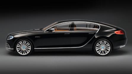 Bugatti - Une limousine électrique pour ressusciter la Royale ?