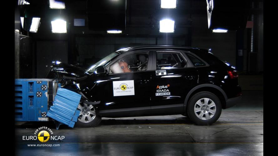 Euro NCAP's Best in Class Cars 2011
