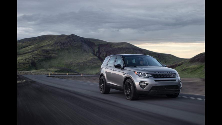 """Land Rover Discovery Sport, ecco il SUV """"spaziale"""""""