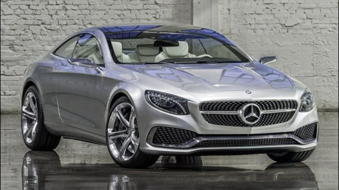 [Copertina] - Mercedes Classe S Coupé Concept