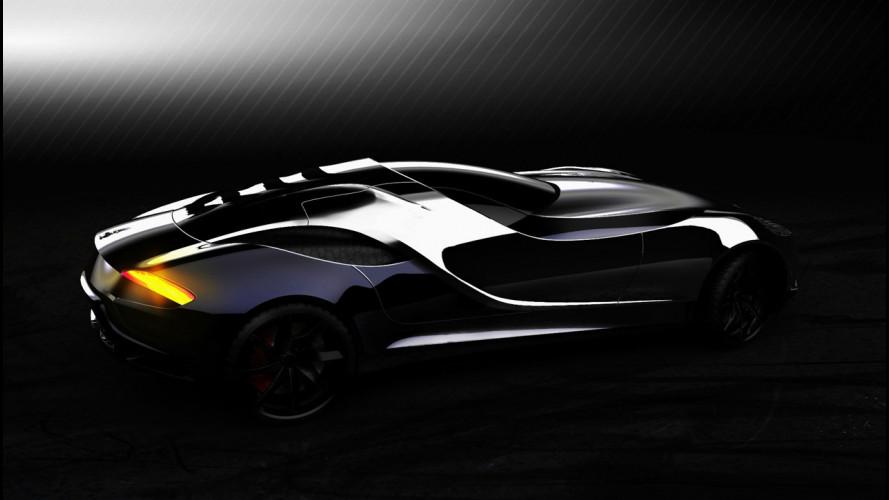 UP Design Vittoria: primi teaser al Motor Show
