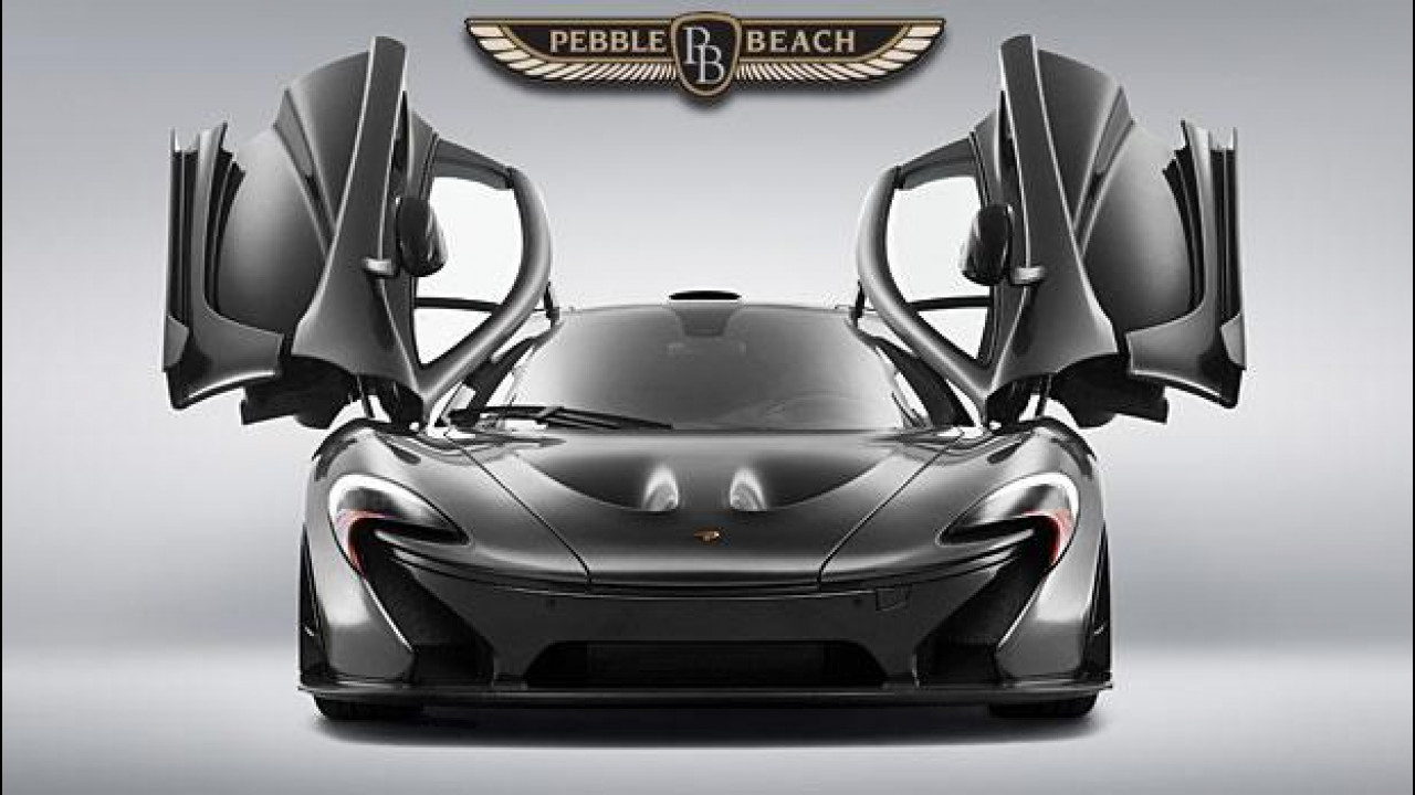 [Copertina] - Pebble Beach 2014, una festa dell'automobile