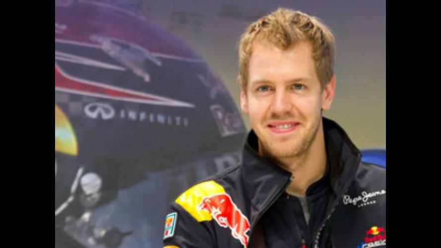 Sebastian Vettel è il nuovo Direttore Divisone ad Alte Prestazioni di Infiniti