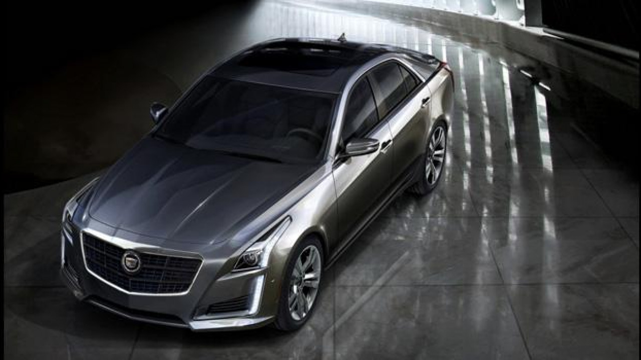 [Copertina] - Nuova Cadillac CTS