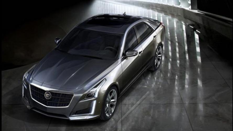 Nuova Cadillac CTS