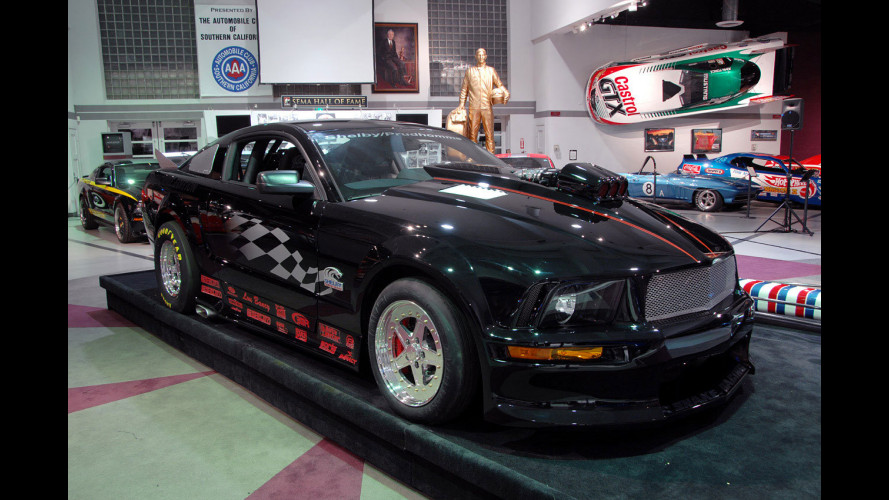 Shelby GT500 Super Snake Prudhomme Edition