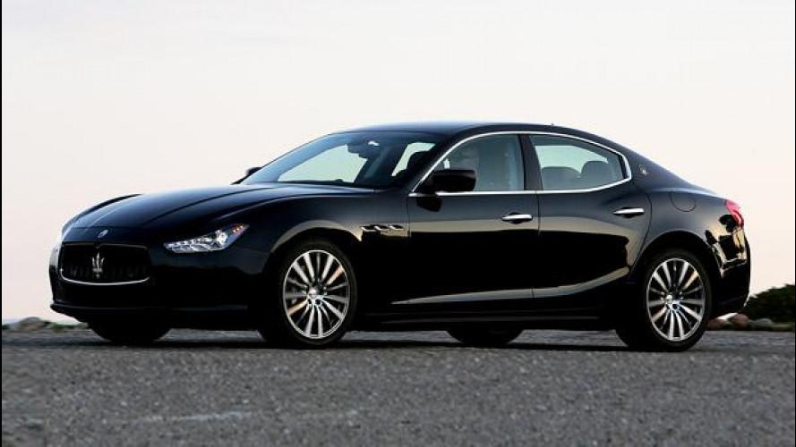 Nuova Maserati Ghibli: cosa dicono di lei i tedeschi