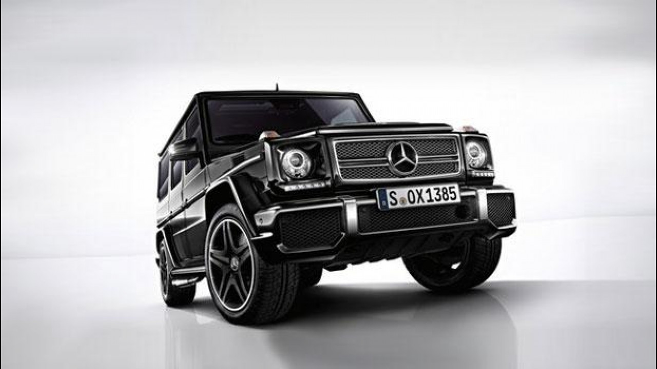 [Copertina] - Mercedes G 65 AMG