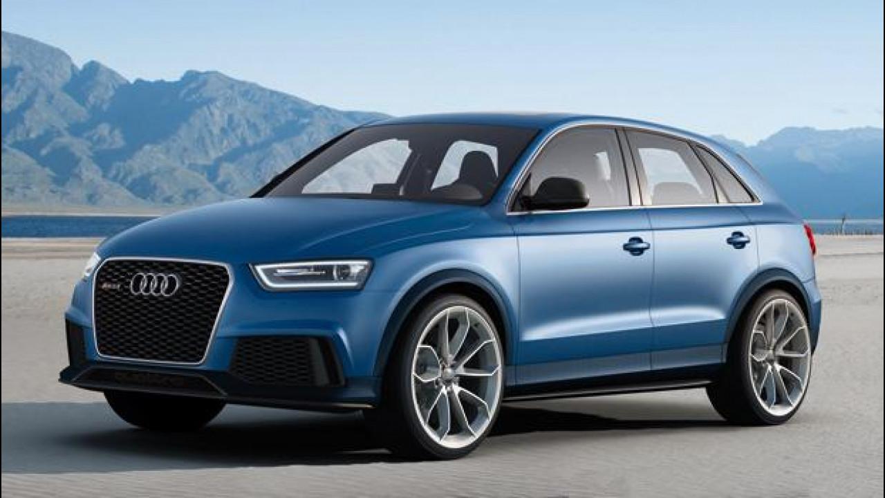 [Copertina] - Audi RS Q3 concept