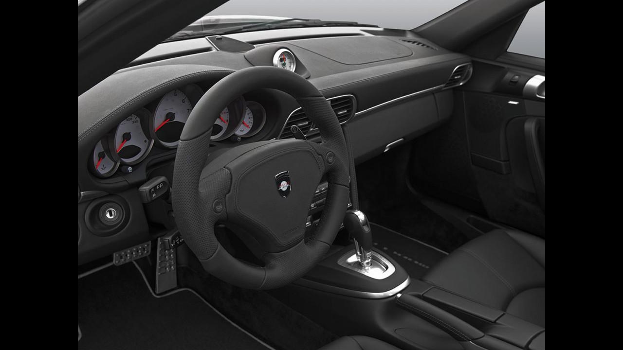 Gemballa: nuovo volante per le Porsche
