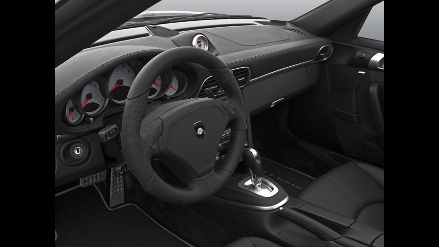 Gemballa: nuovi comandi al volante per le Porsche PDK