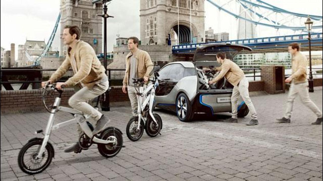 [Copertina] - BMW i Pedalec Concept