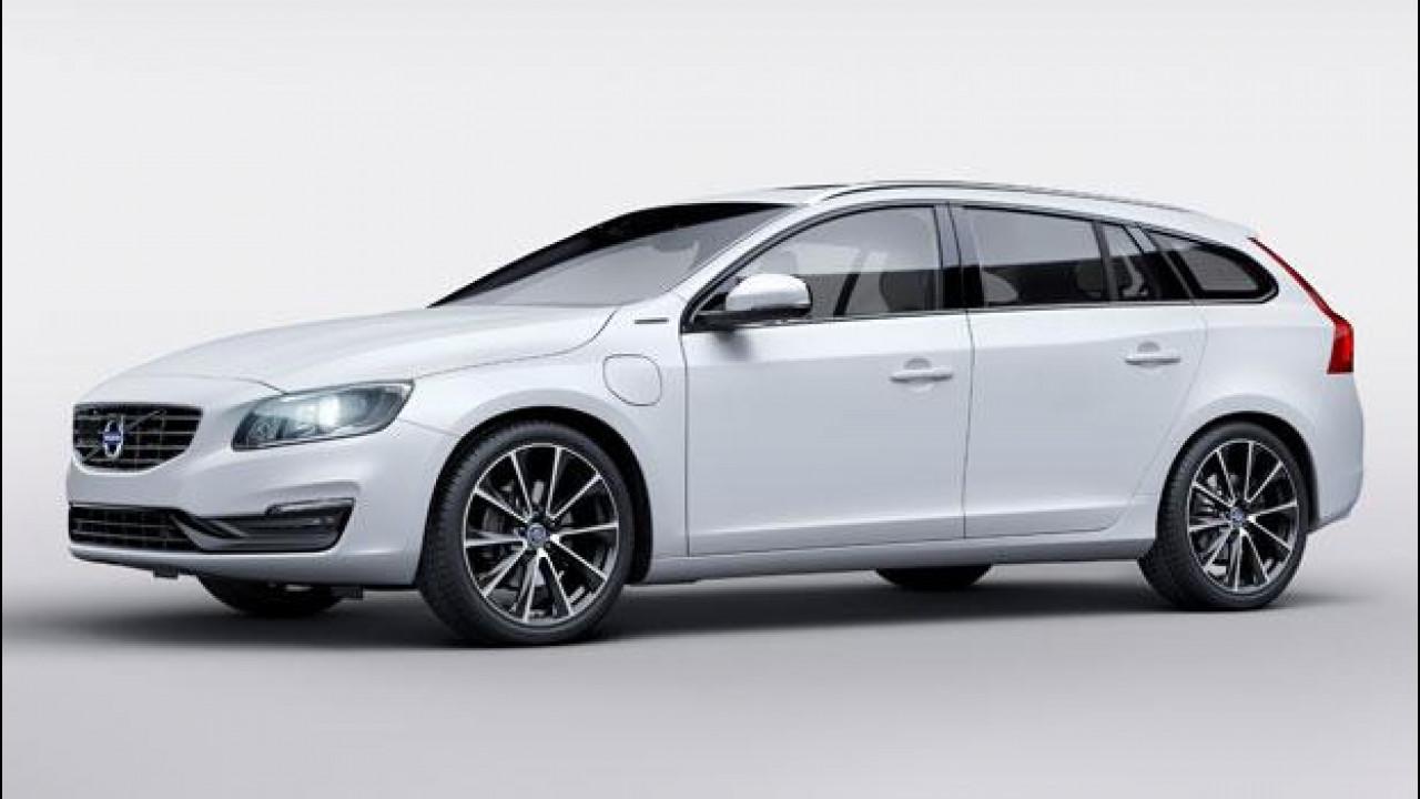 [Copertina] - Volvo V60 D5 Twin Engine Special Edition, l'ibrida si fa più popolare