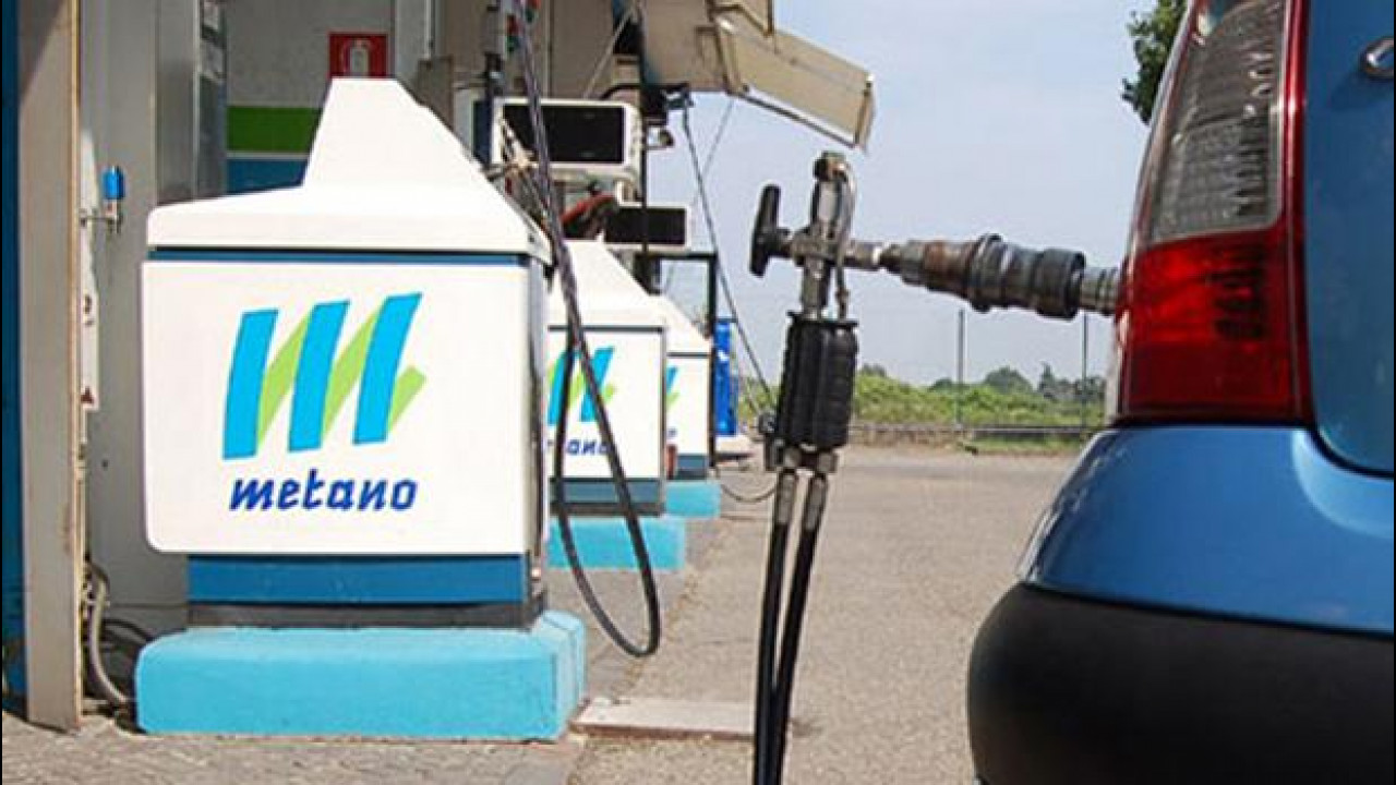 [Copertina] - Il metano per autotrazione entra nel paniere Istat