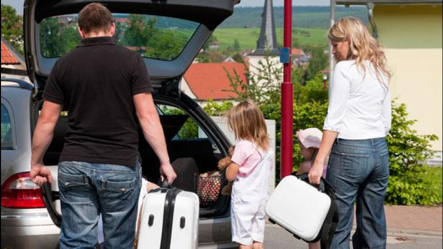 In vacanza con l'automobile: croce o delizia?