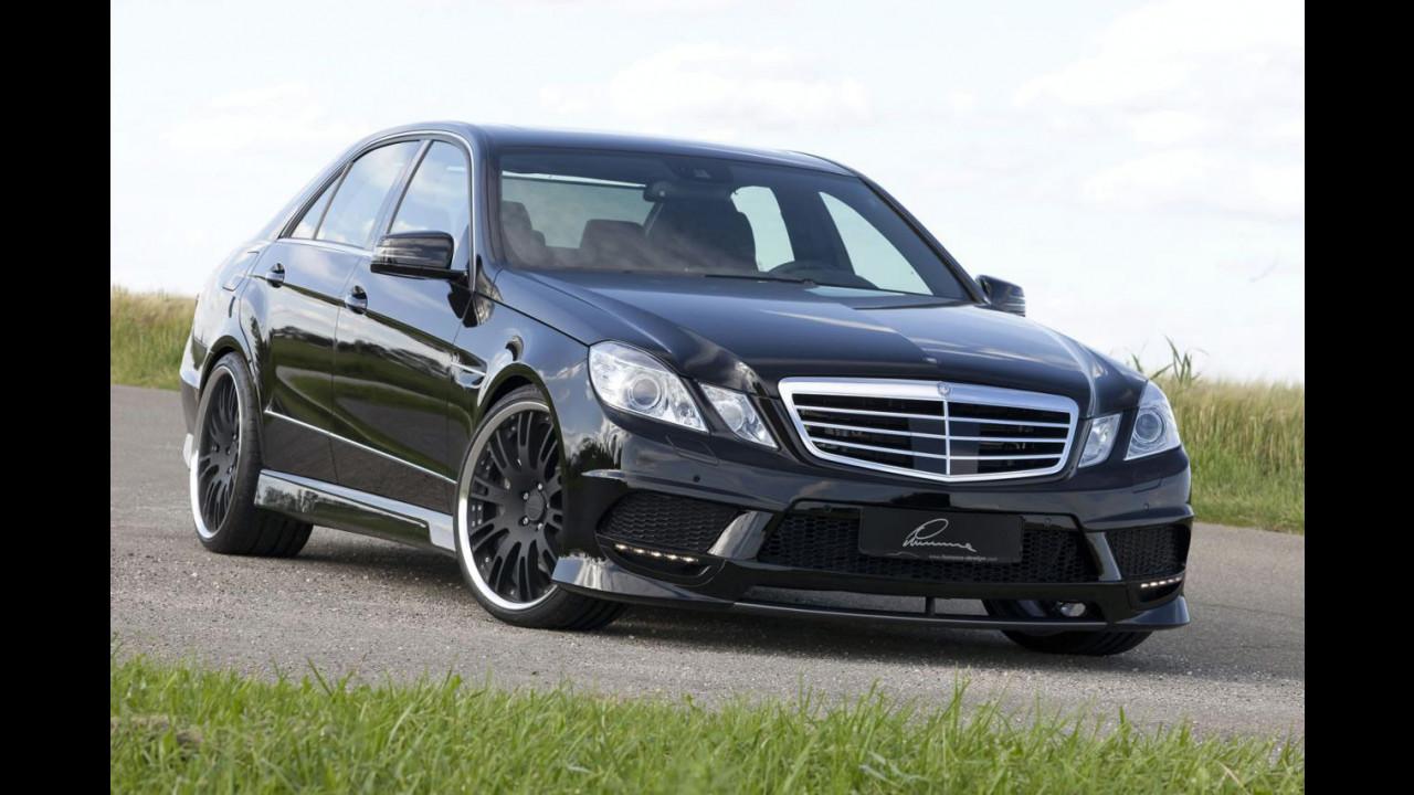 Mercedes E 50 CLR by Lumma Design