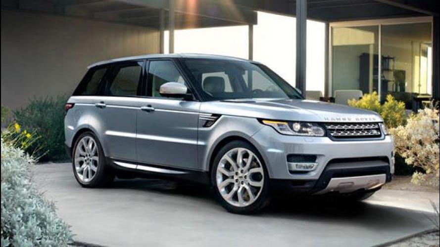 Nuova Range Rover Sport: i prezzi