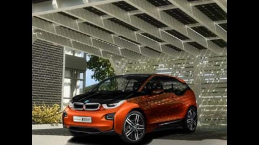 BMW i e Solarwatt GmbH insieme per soluzioni fotovoltaiche