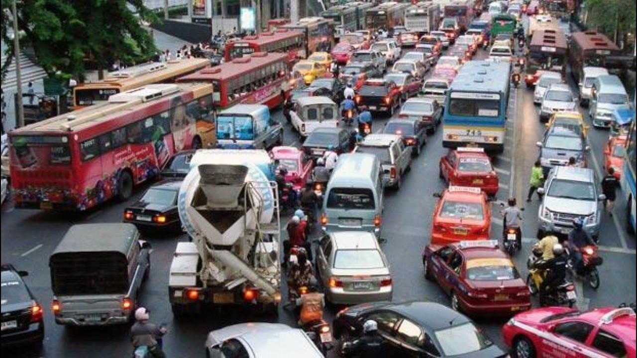 [Copertina] - Emissioni Diesel: per l'OMS sono ufficialmente cancerogene