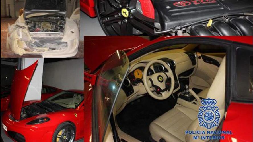 Ferrari e Aston Martin clonate e vendute a 40.000 euro [VIDEO]