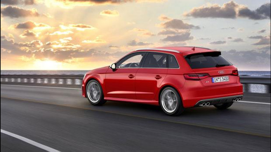 Audi S3 Sportback con LTE