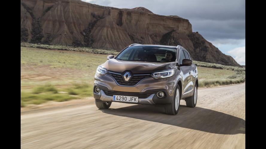 Renault Kadjar, il crossover francese