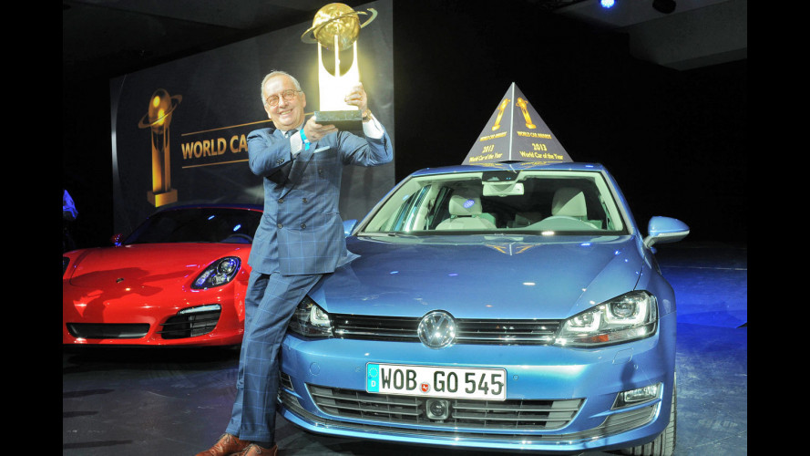 Volkswagen Golf è World Car of the Year 2013