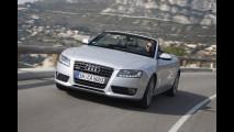 Audi A5 Cabriolet: nuovi motori