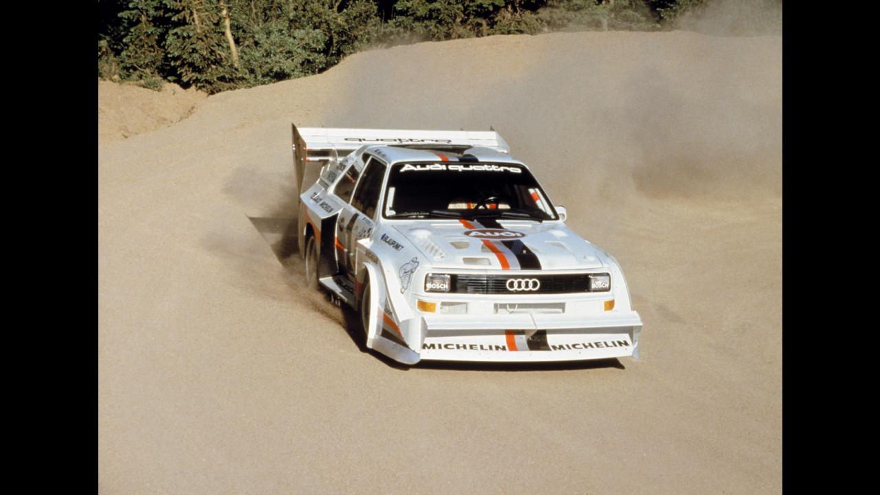 "Audi Sport quattro ""Pikes Peak"" - Walter Rohrl"