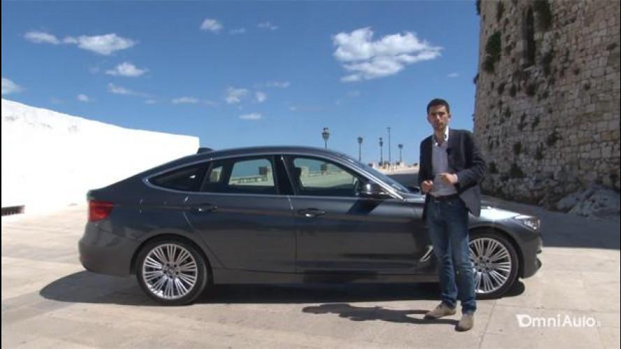 BMW Serie 3 GT, lo spazio innanzitutto
