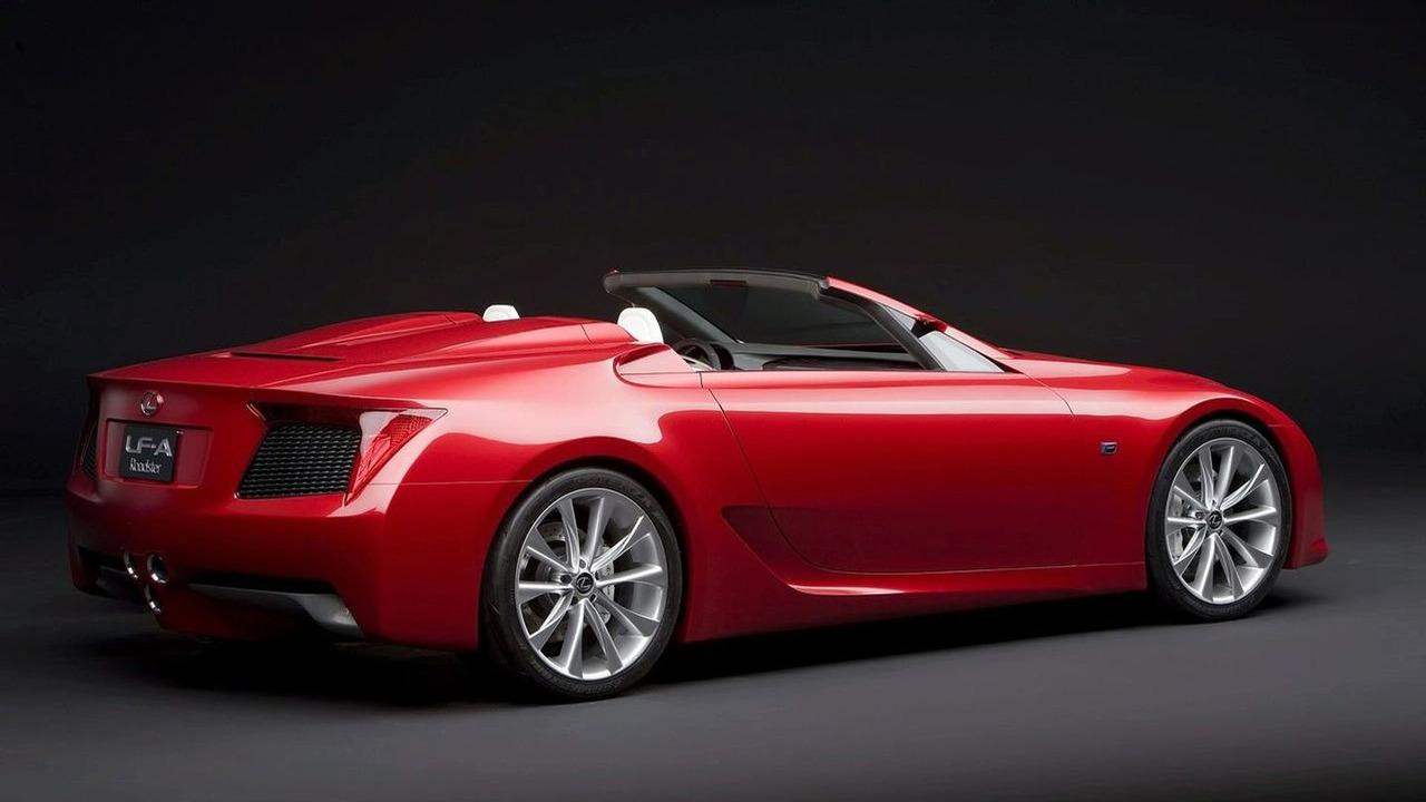 Lexus Lf A Convertible