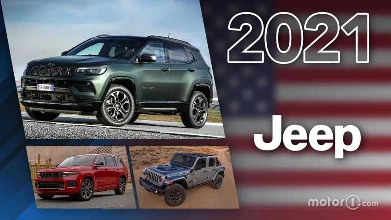 Novità Jeep 2021