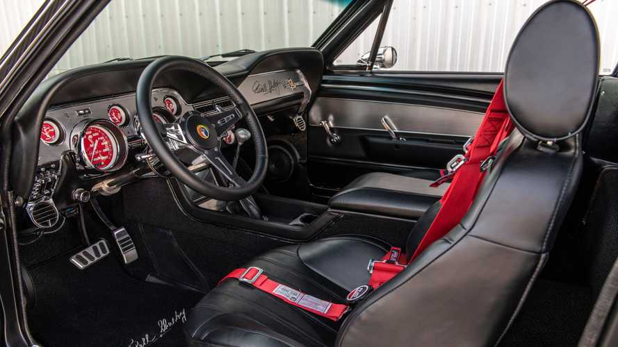 Mustang Shelby GT500CR 1967 by Classic Recreations