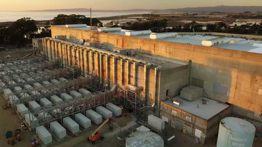 1.2 GWh Vistra's Moss Landing Battery Energy Storage Facility Is World's Largest