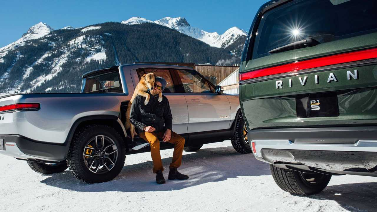 Rivian Updates Its Website With More Information Before Delivers Start