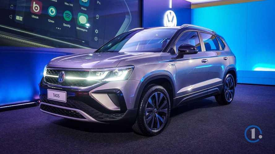 Volkswagen Taos 2022 - Exclusivo Motor1.com