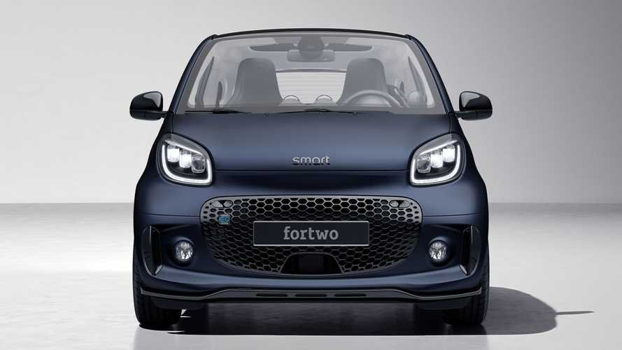 Smart Fortwo EQ Edition Bluedawn (2021)