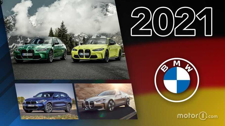 BMW: Die Neuheiten 2021 im Überblick