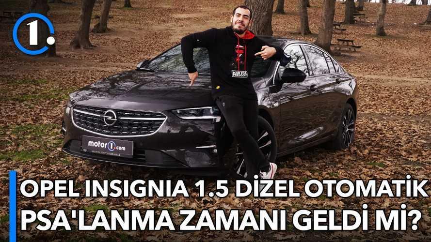 2020 Opel Insignia 1.5 D Ultimate | Neden Almalı?