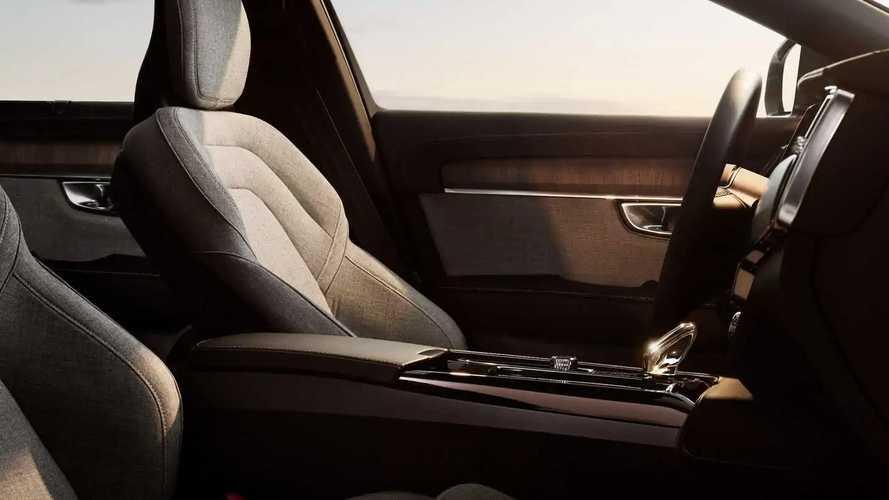 Volvo XC60 hibrido - acabamento sustentável