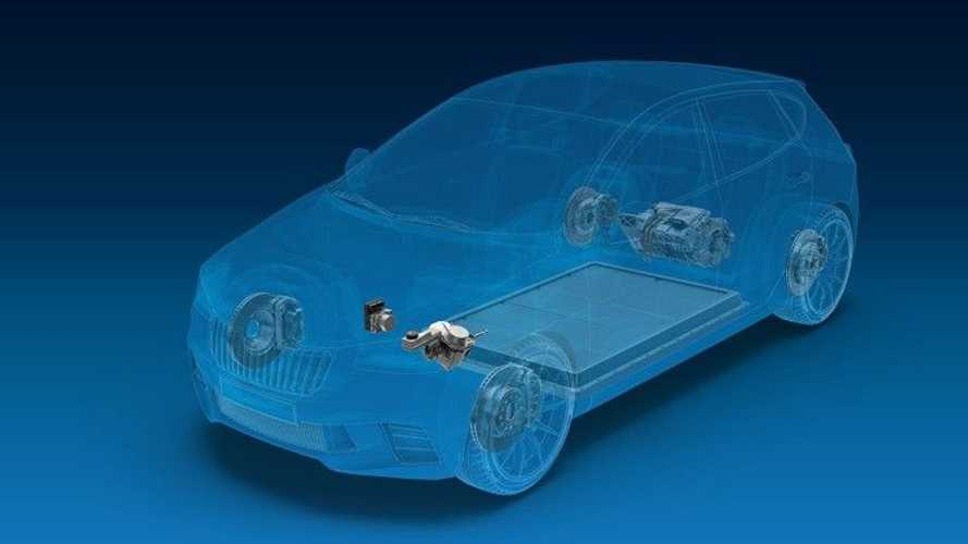 ZF-Bremssystem für MEB-Fahrzeuge