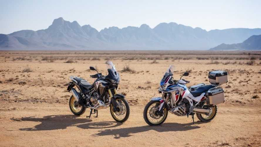 2021 Honda Africa Twin Rolls Out In India