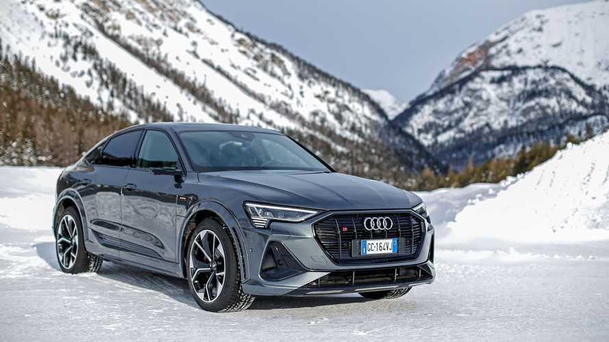 Audi e-tron Sportback S (2021)