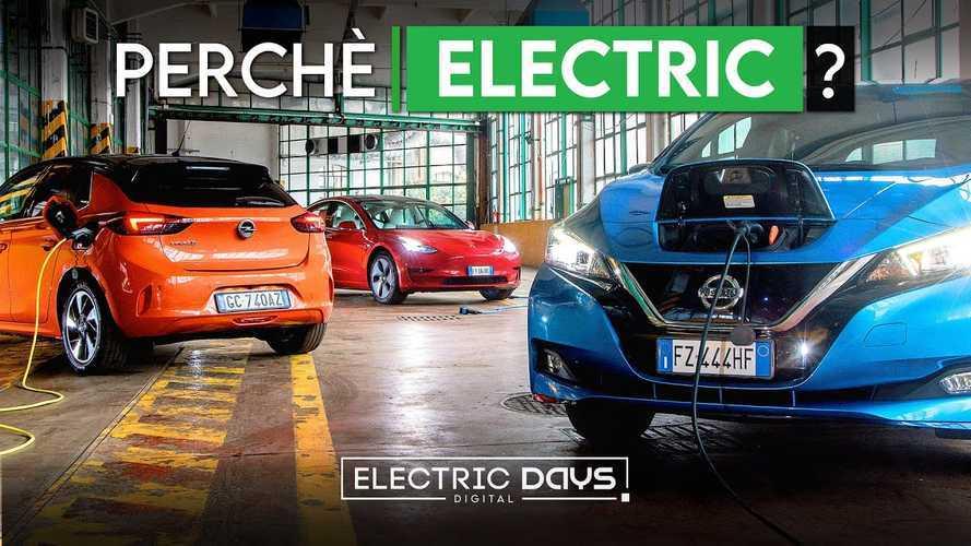 Perché scegliere un'auto elettrica e perché no