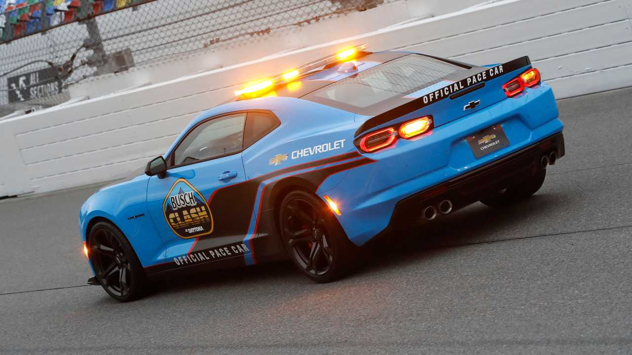 Chevrolet Camaro Pace Car 2021 Daytona 500